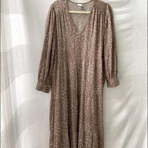 A New Day Midi Dress